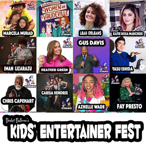 Kid entertainment new poster.jfif