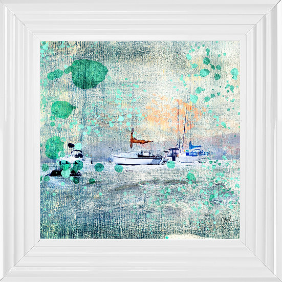The Sail Aqua