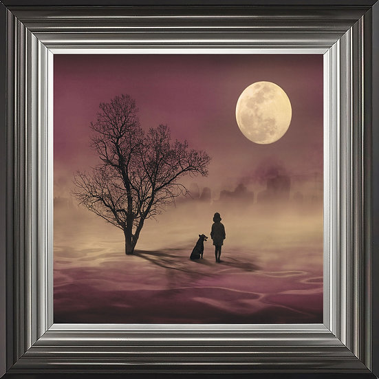 Pals in Moonlight