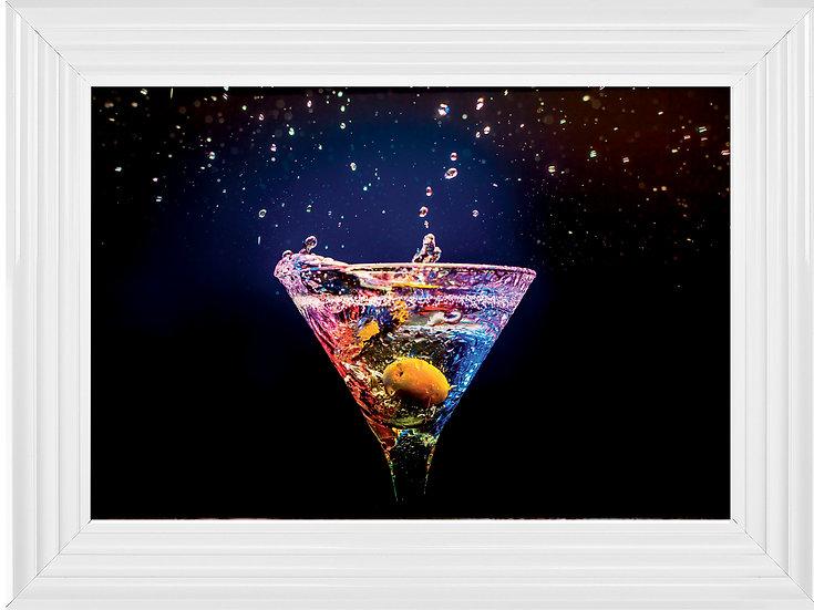 Fluorescent cocktail