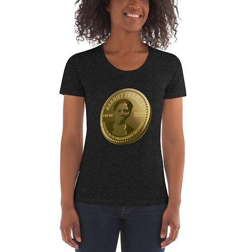 Harriet Tubman Women's Crew Neck T-shirt