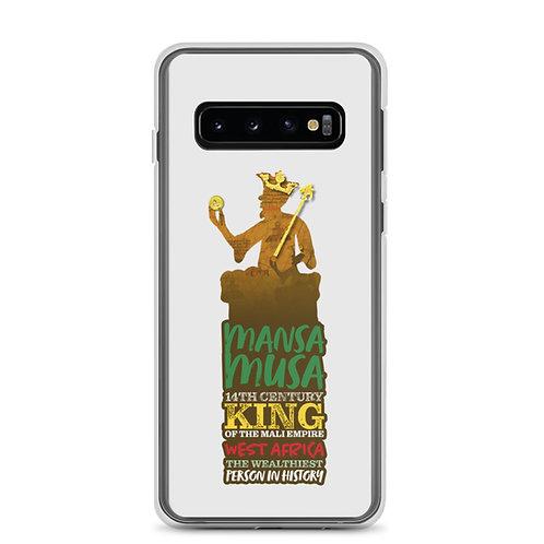 Mansa Musa Samsung Case