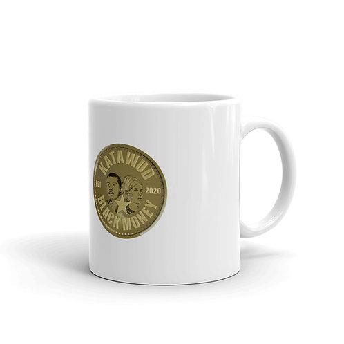 Katawud Black Money™ Gold Coin Mug