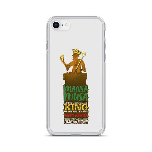 Mansa Musa iPhone Case