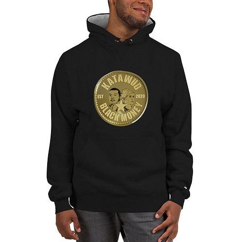 Katawud Black Money™ Gold Coin Champion Hoodie