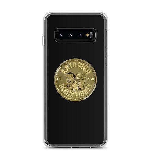 Katawud Black Money™ Gold Coin Samsung Case