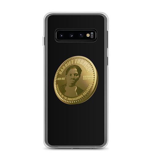 Harriet Tubman Gold Coin Samsung Case