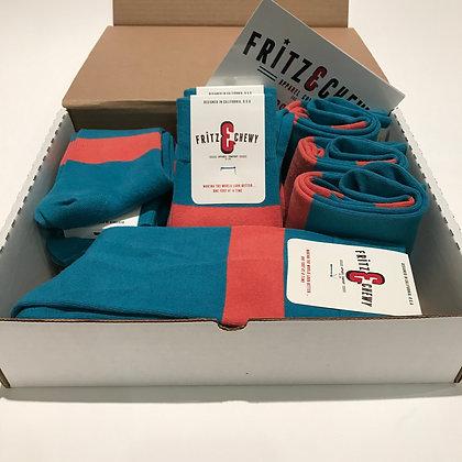 Wedding Socks Package - 8 Pack