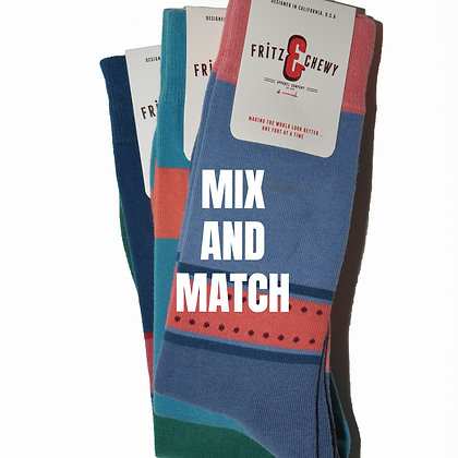 The Mix and Match 3-Pack