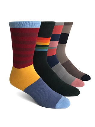 The Stripe 4-Pack