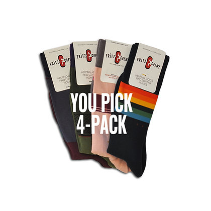 The You Pick 4-Pack