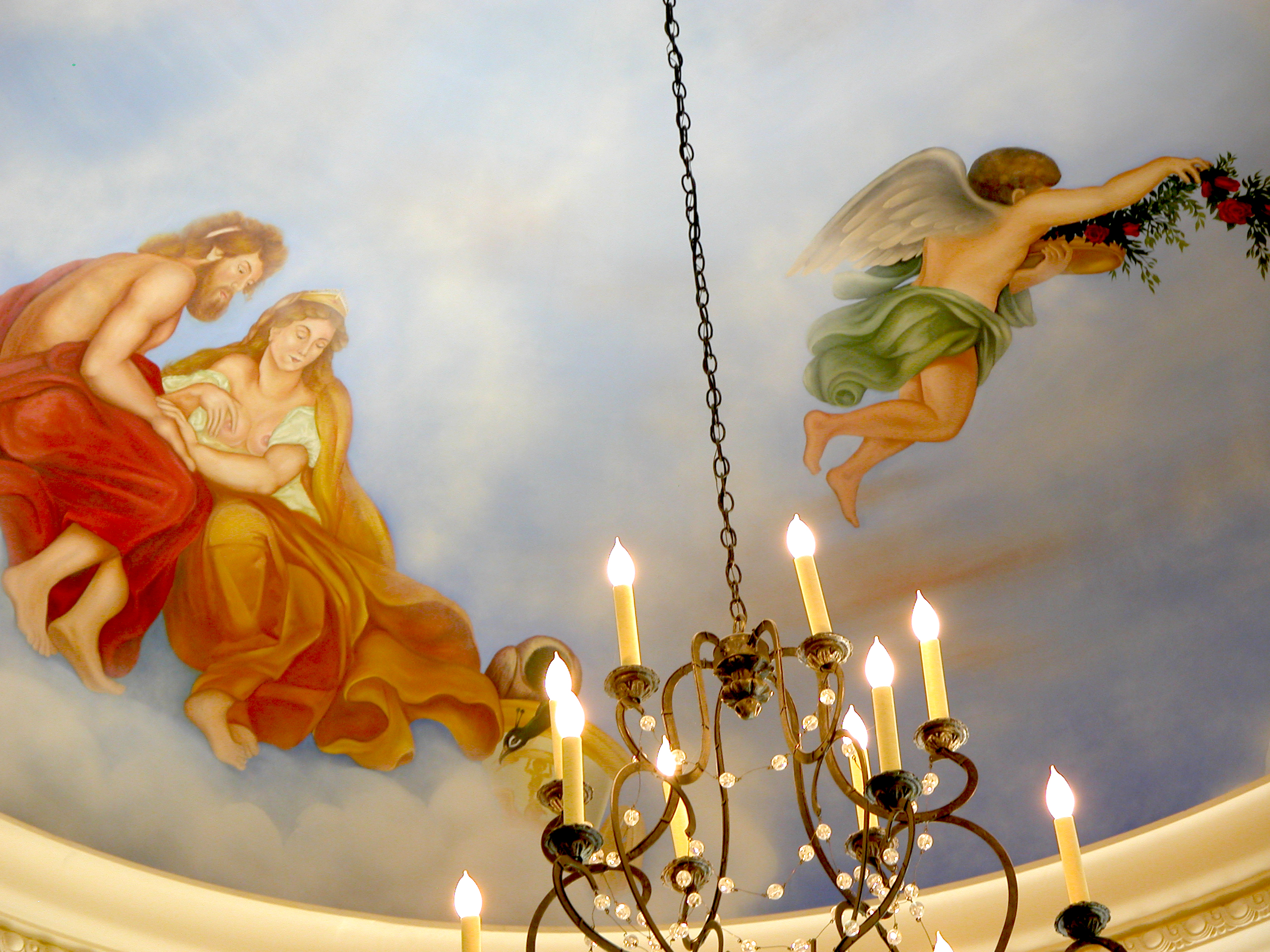 Mural & Ceiling Tenafly NJ