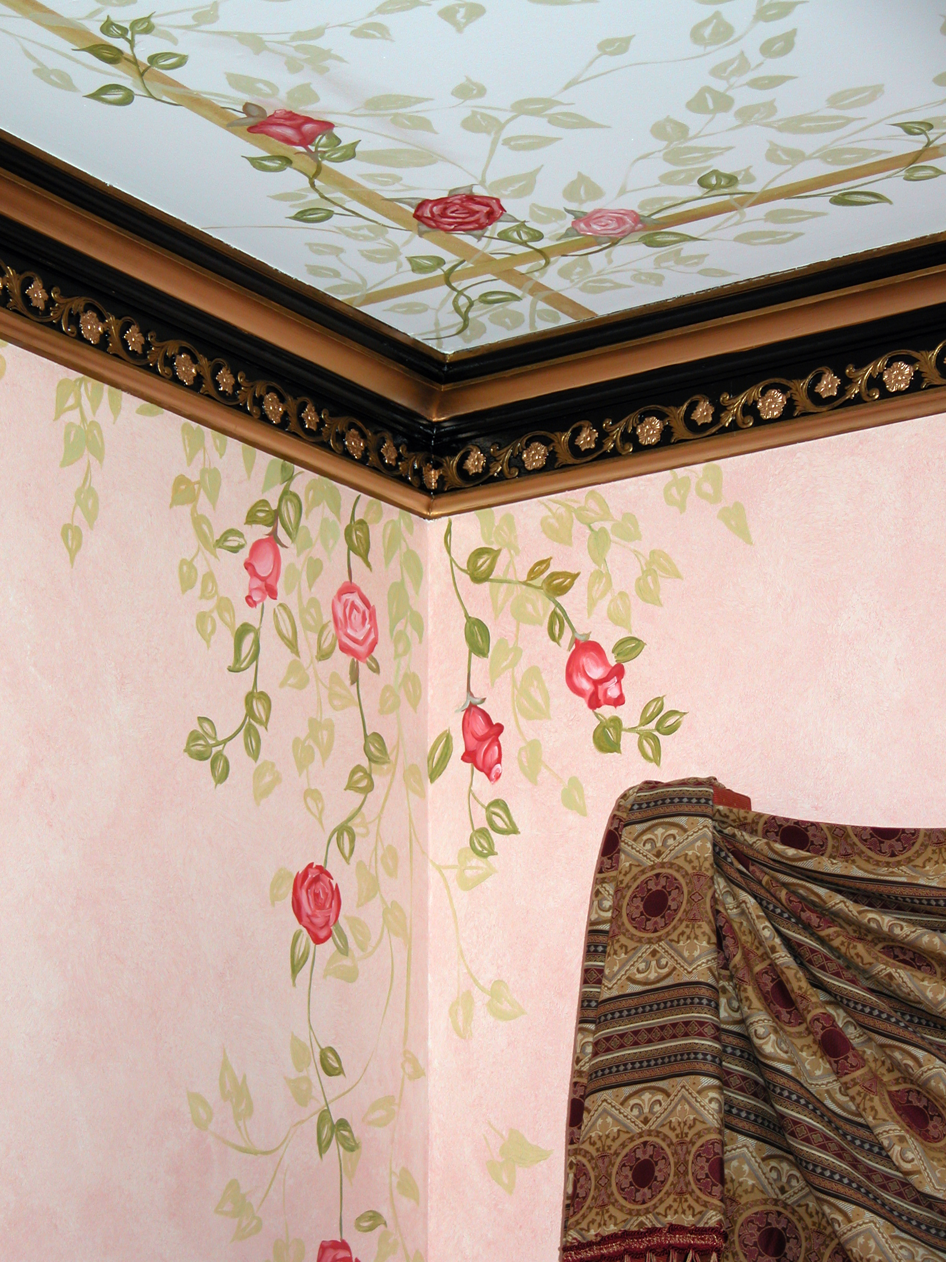 Murals, Decorative Painting, Faux Fi