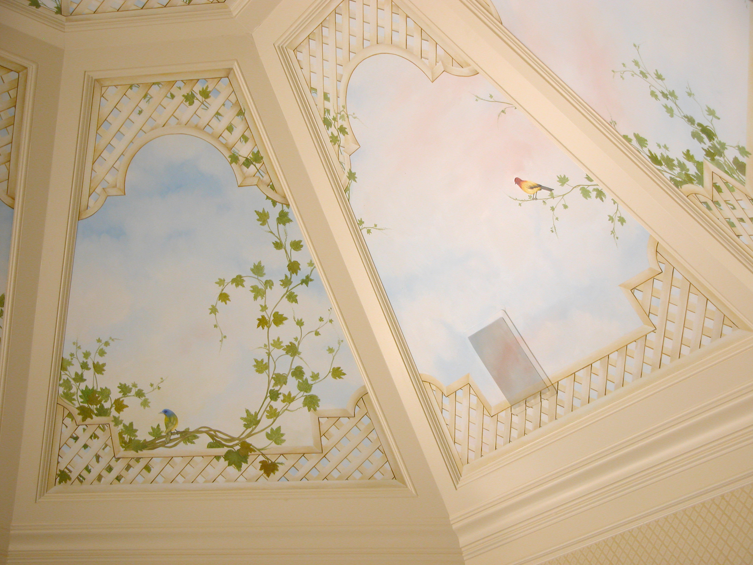 Ceiling Mural Closter NJ