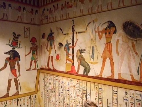 Egyptian Murals & Frisco