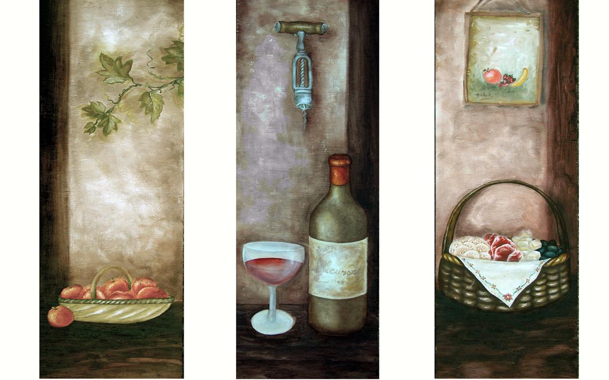 Mural Panels KitchenCabinets