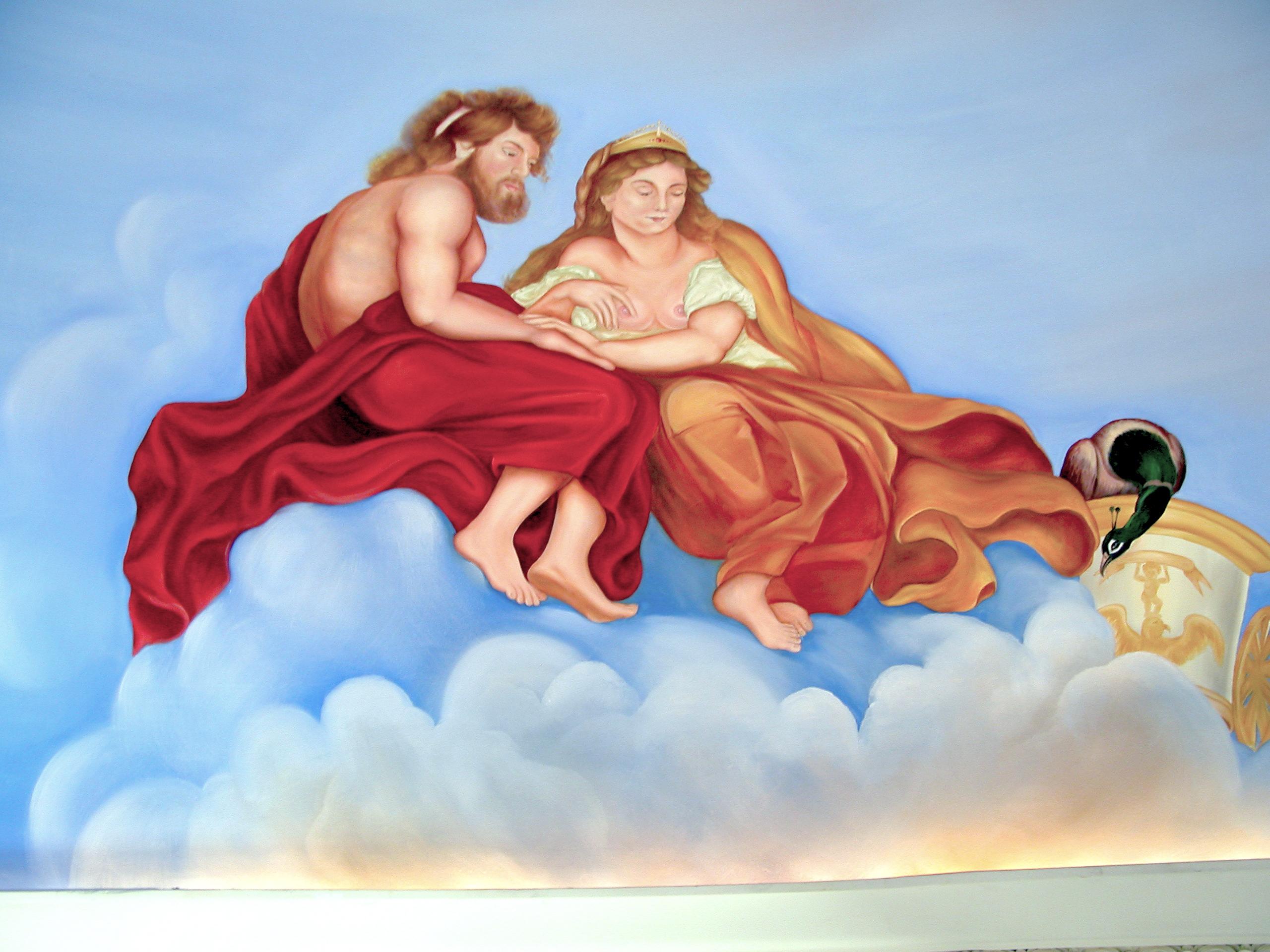 Mural Englewood Cliffs NJ