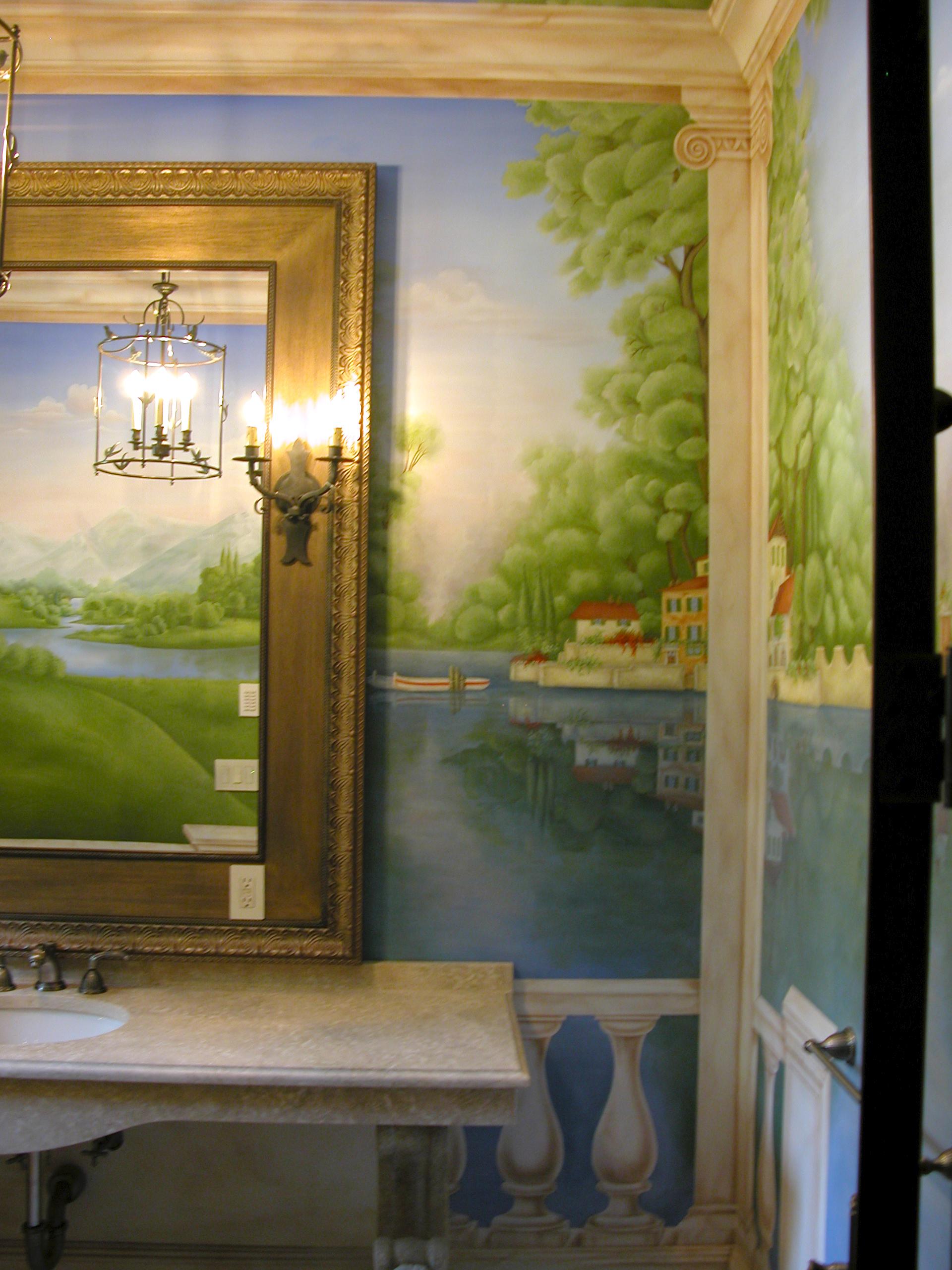 Wall Mural Oradell NJ