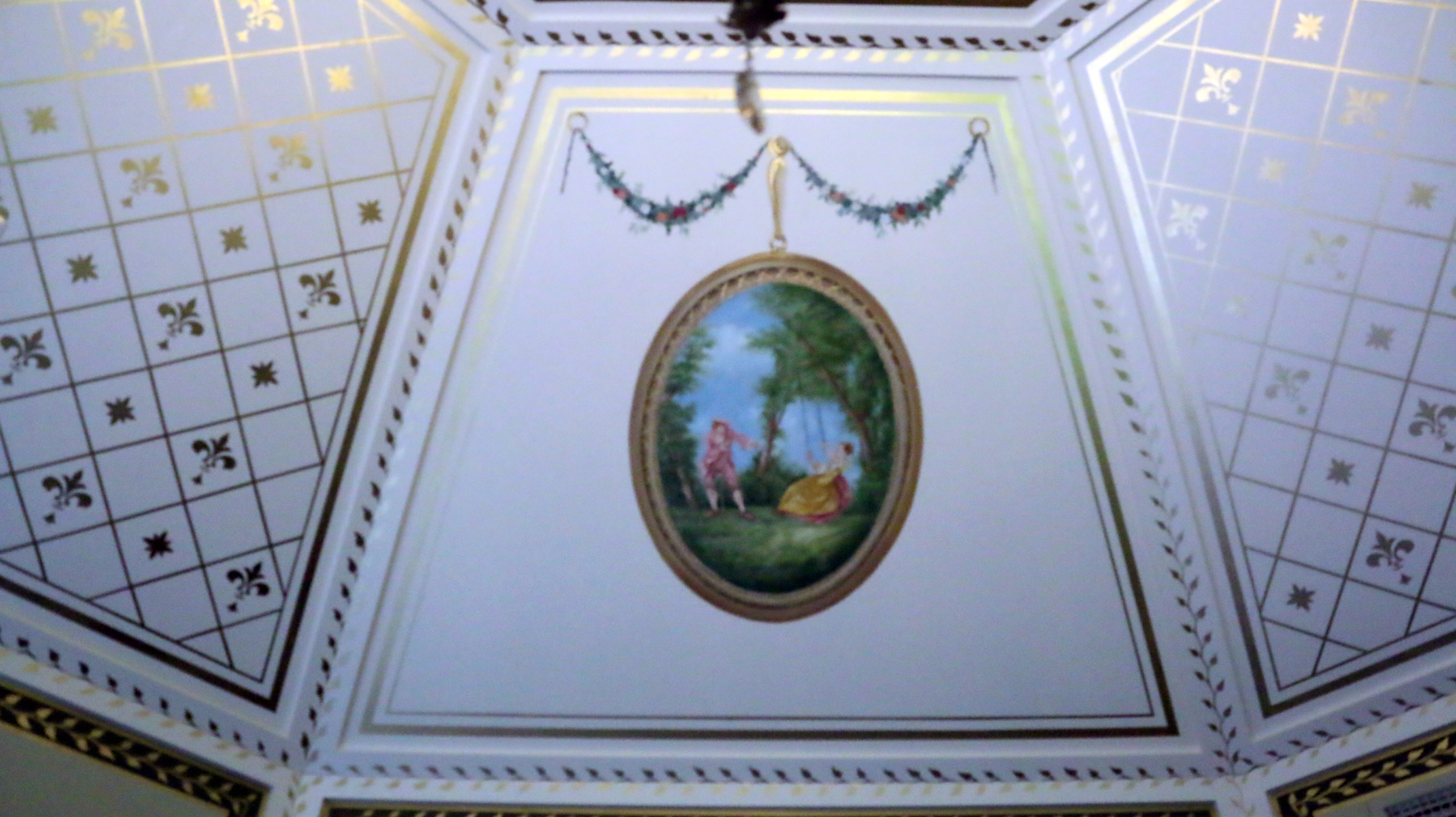 Mural & Ceiling Dome North Caldwell