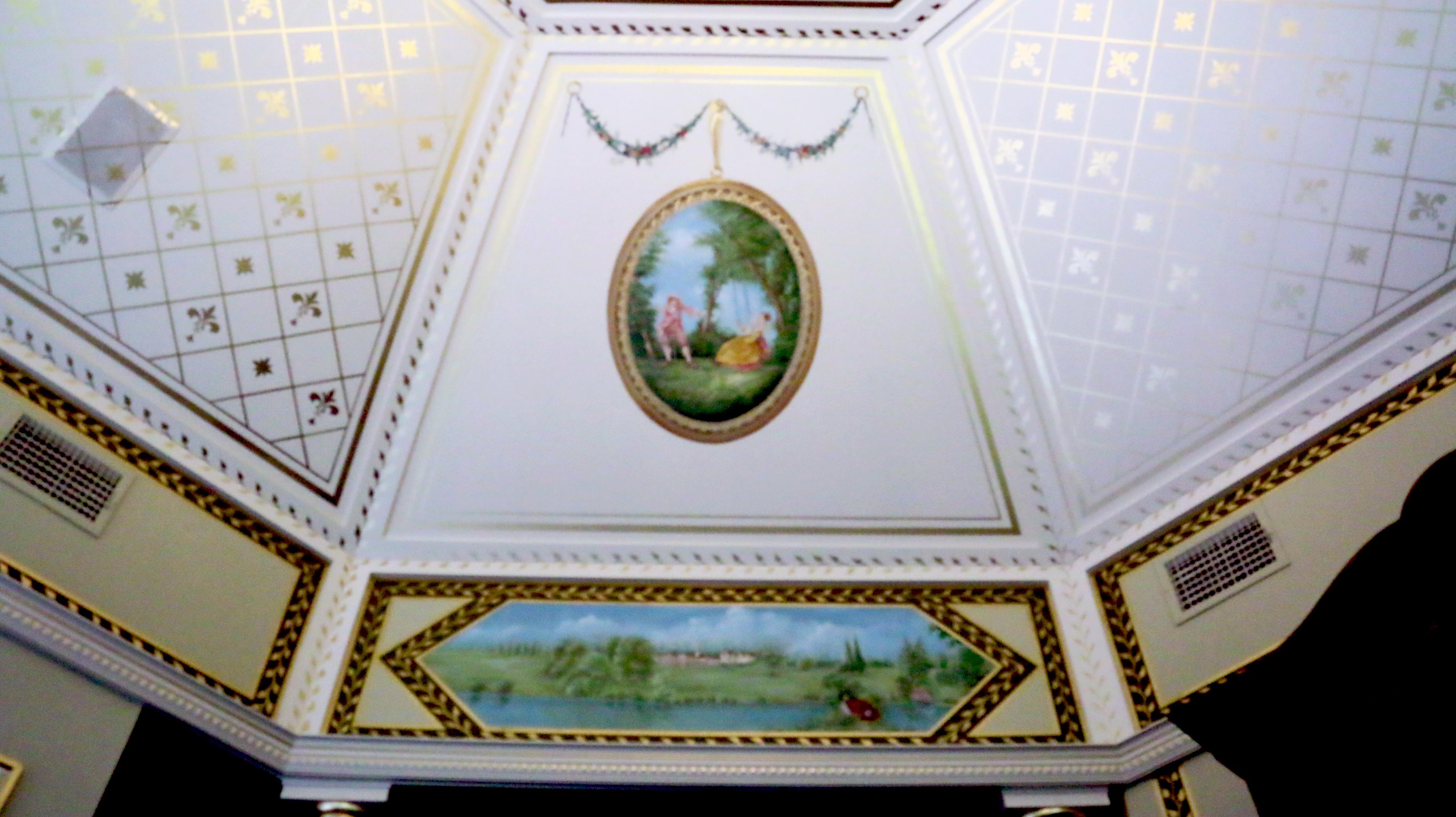 Mural & Ceiling Dome Rumson NJ