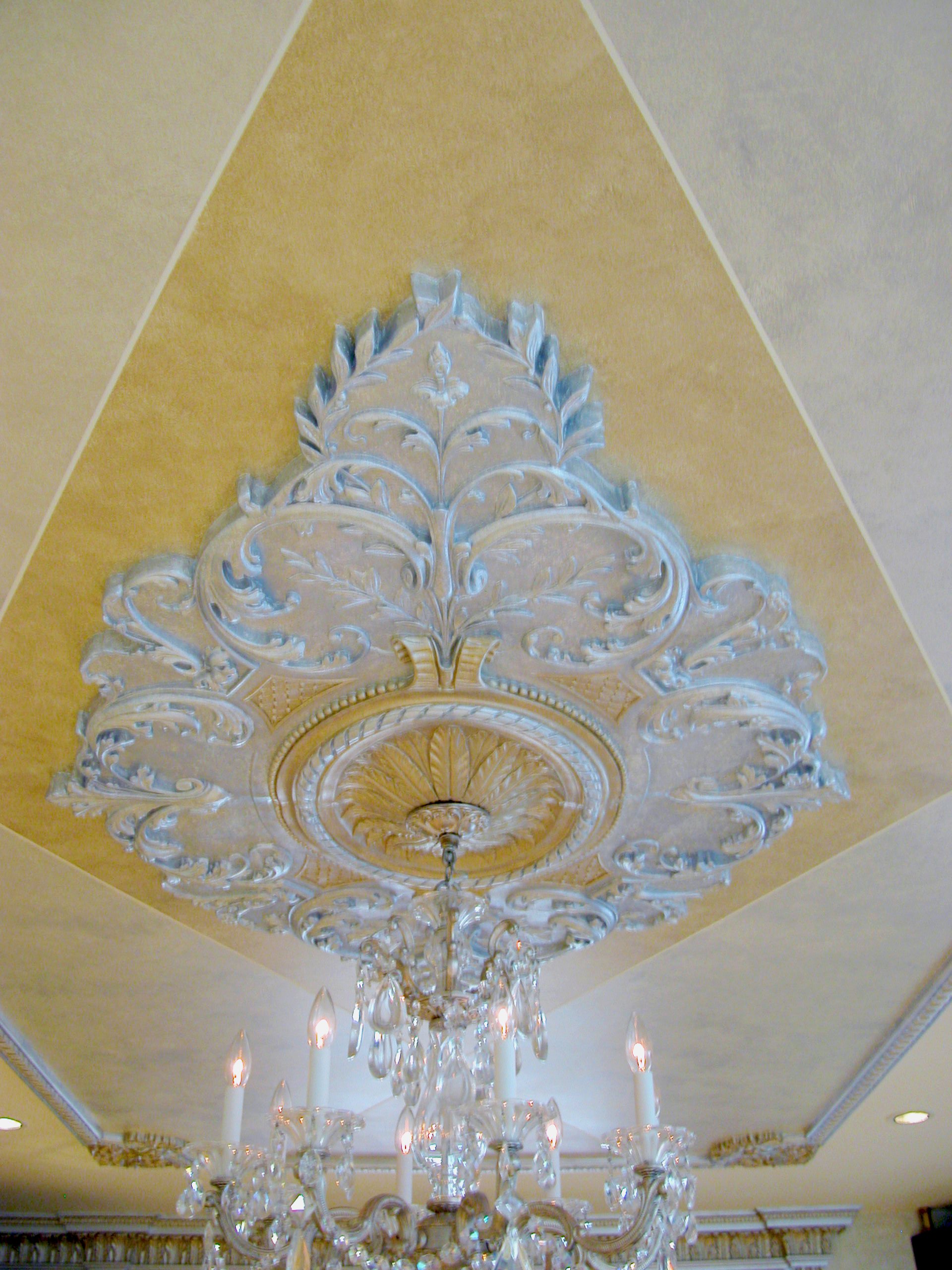 Decorative Medallion Basking Ridge