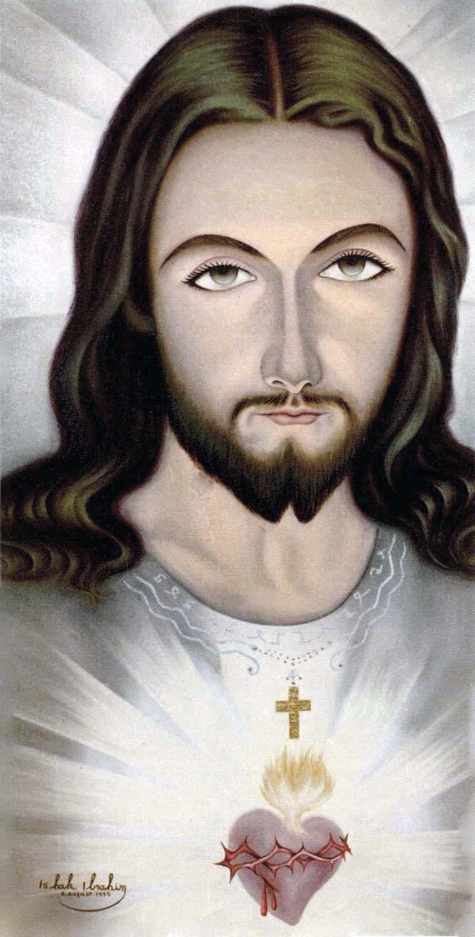 Religious Murals, Oil painting