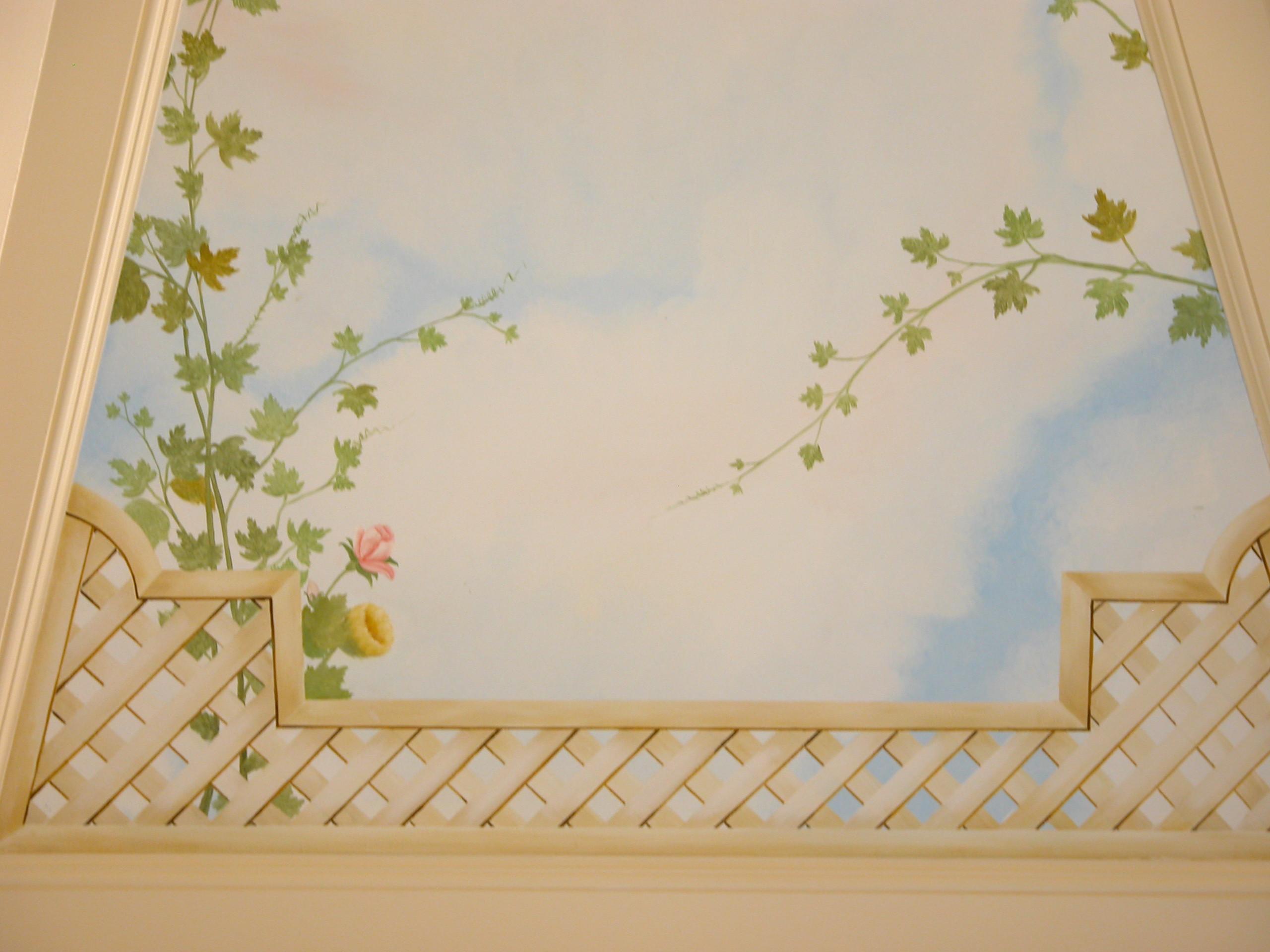 Mural Ceiling Closter NJ