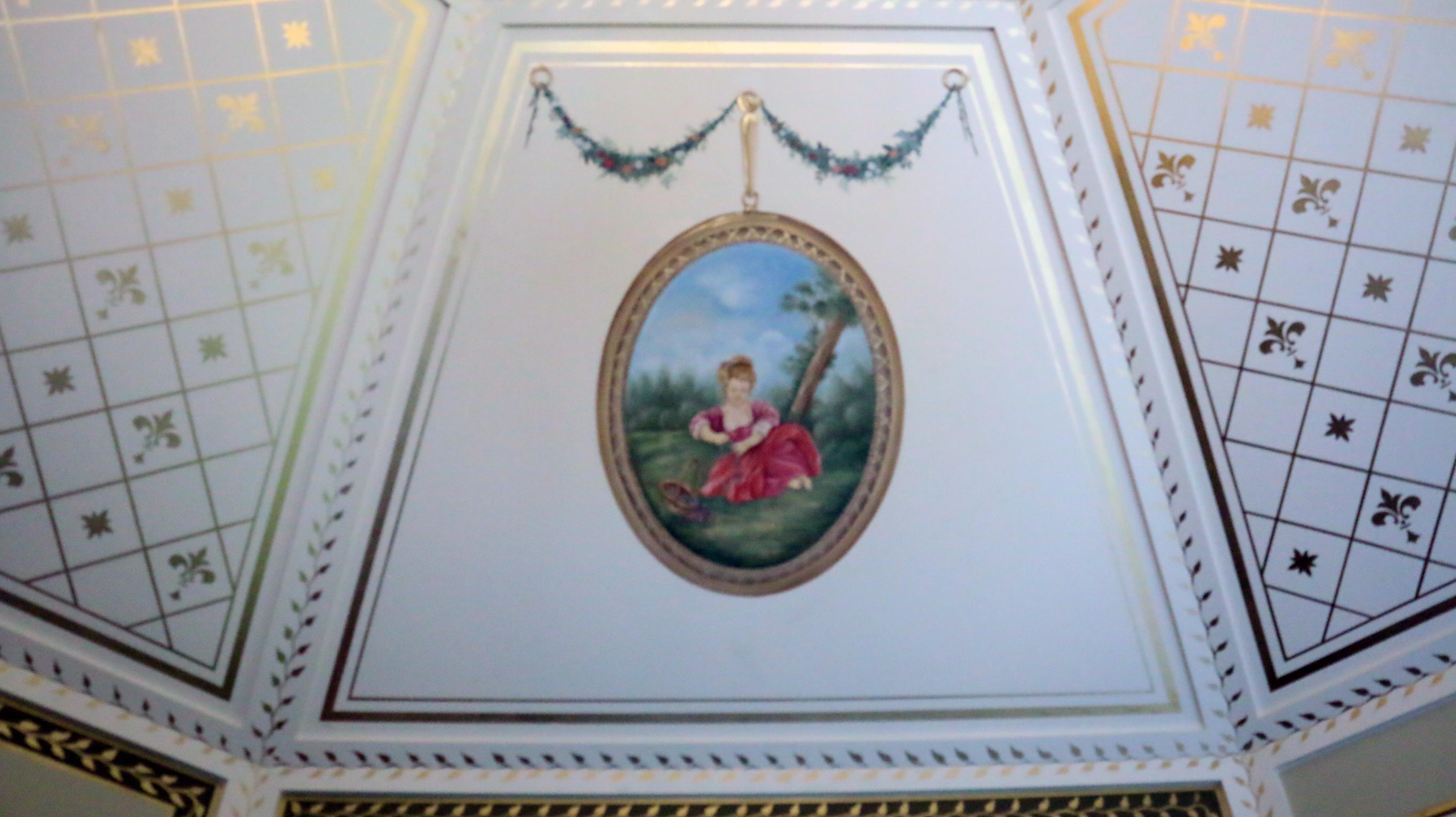 Mural & Ceiling Dome Demarest NJ