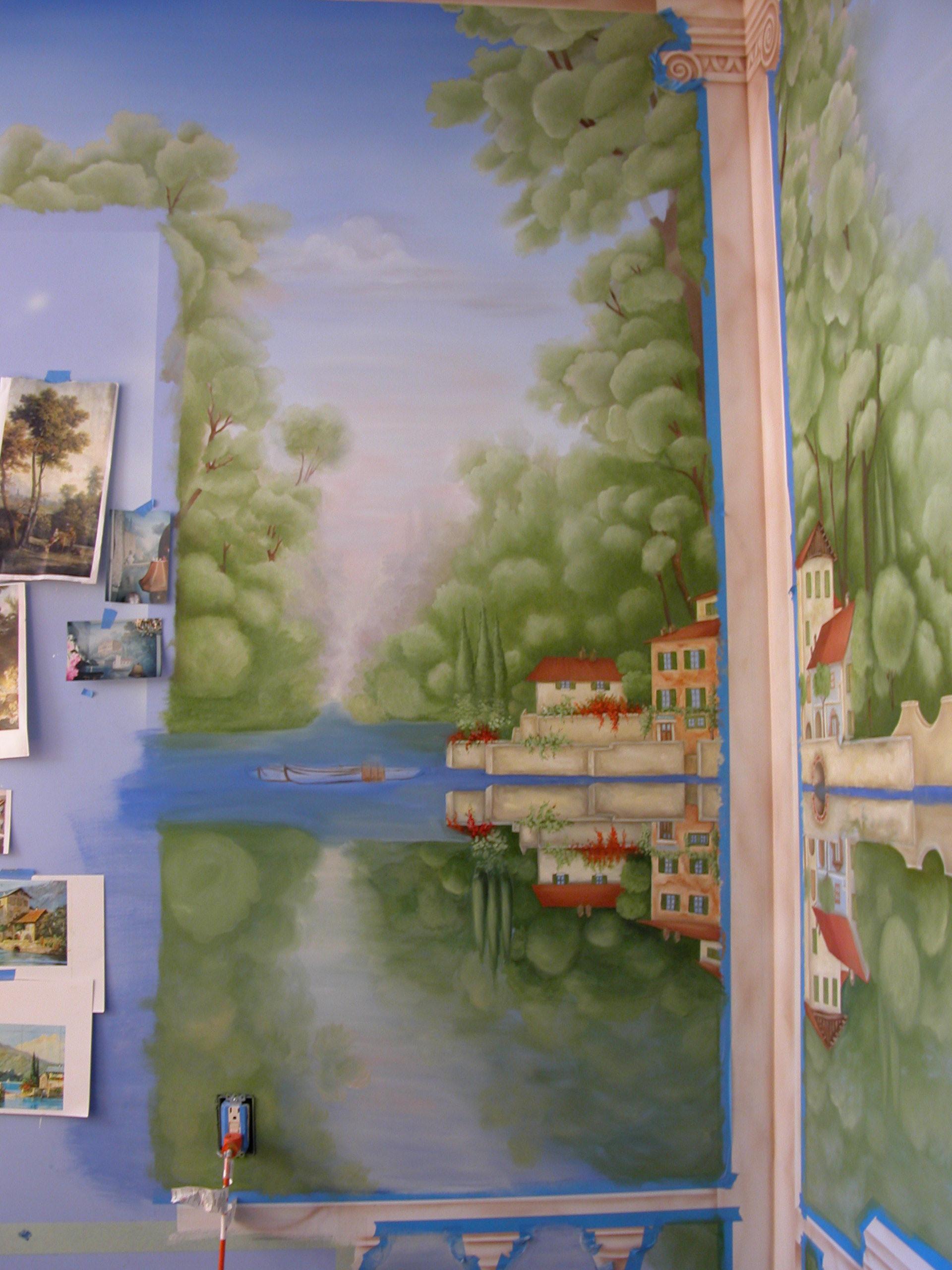 Wall Mural Saddle River NJ