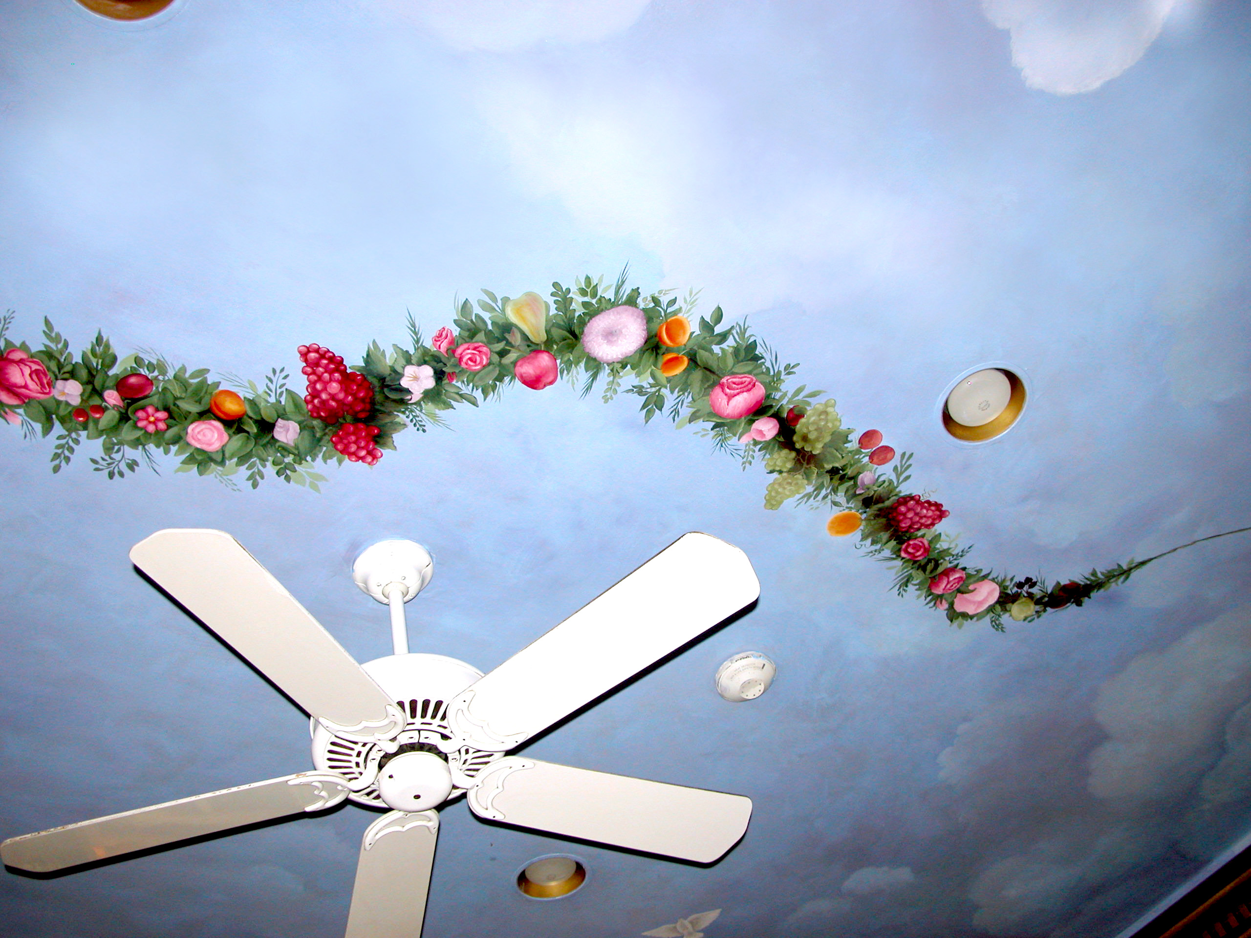 Mural Ceiling  Idea Demarset Nj