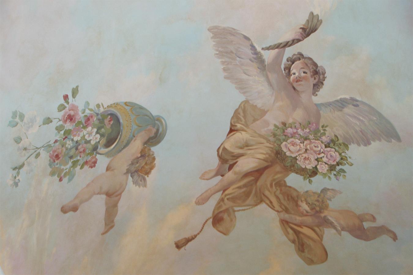 Mural Ceiling Tenafly NJ