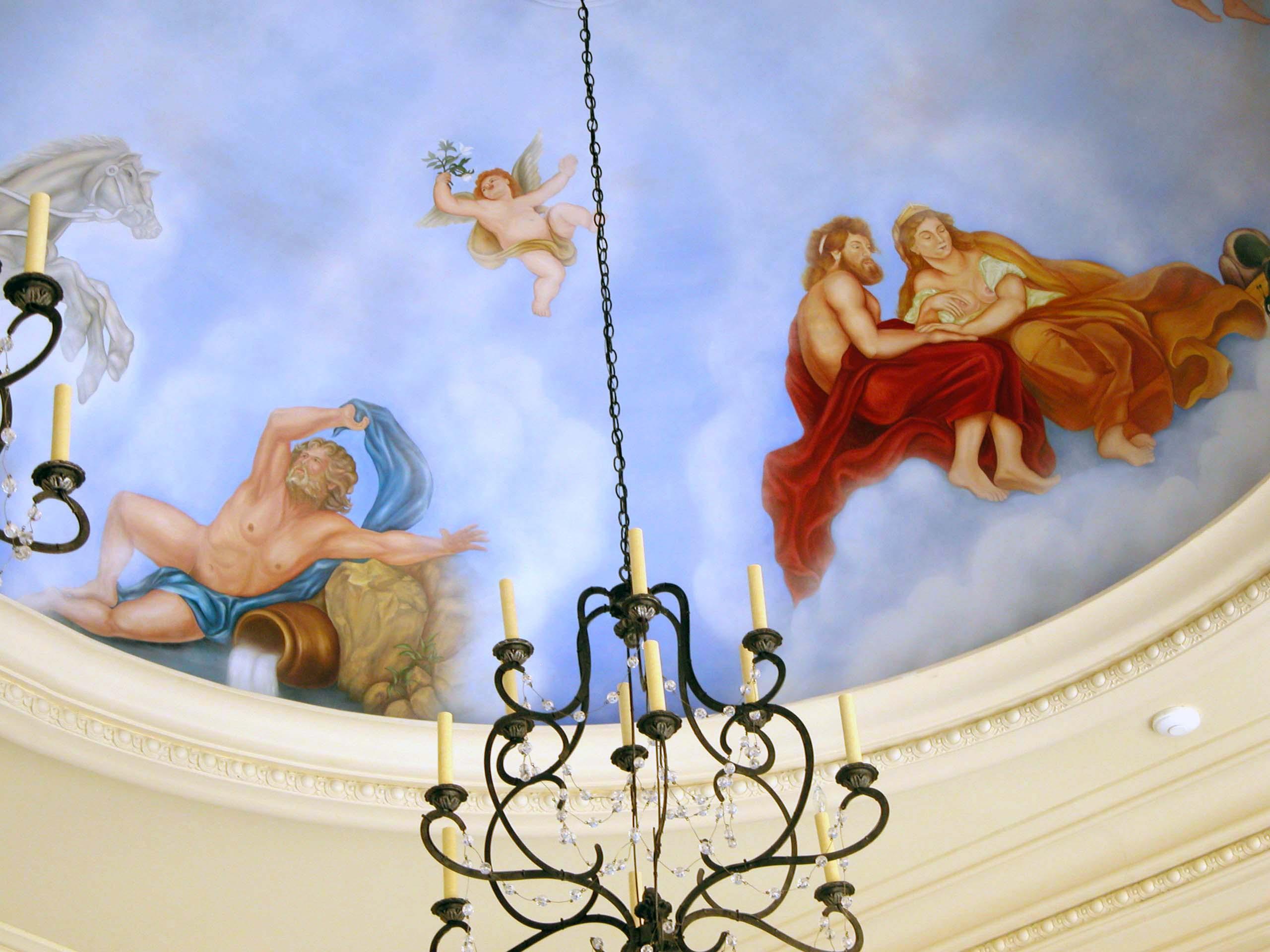 Mural & Dome Saddle River NJ