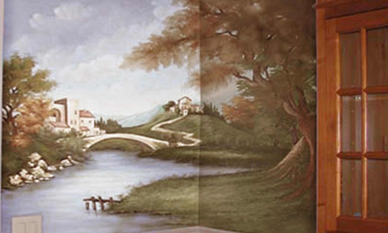 Mural Mahwah NJ