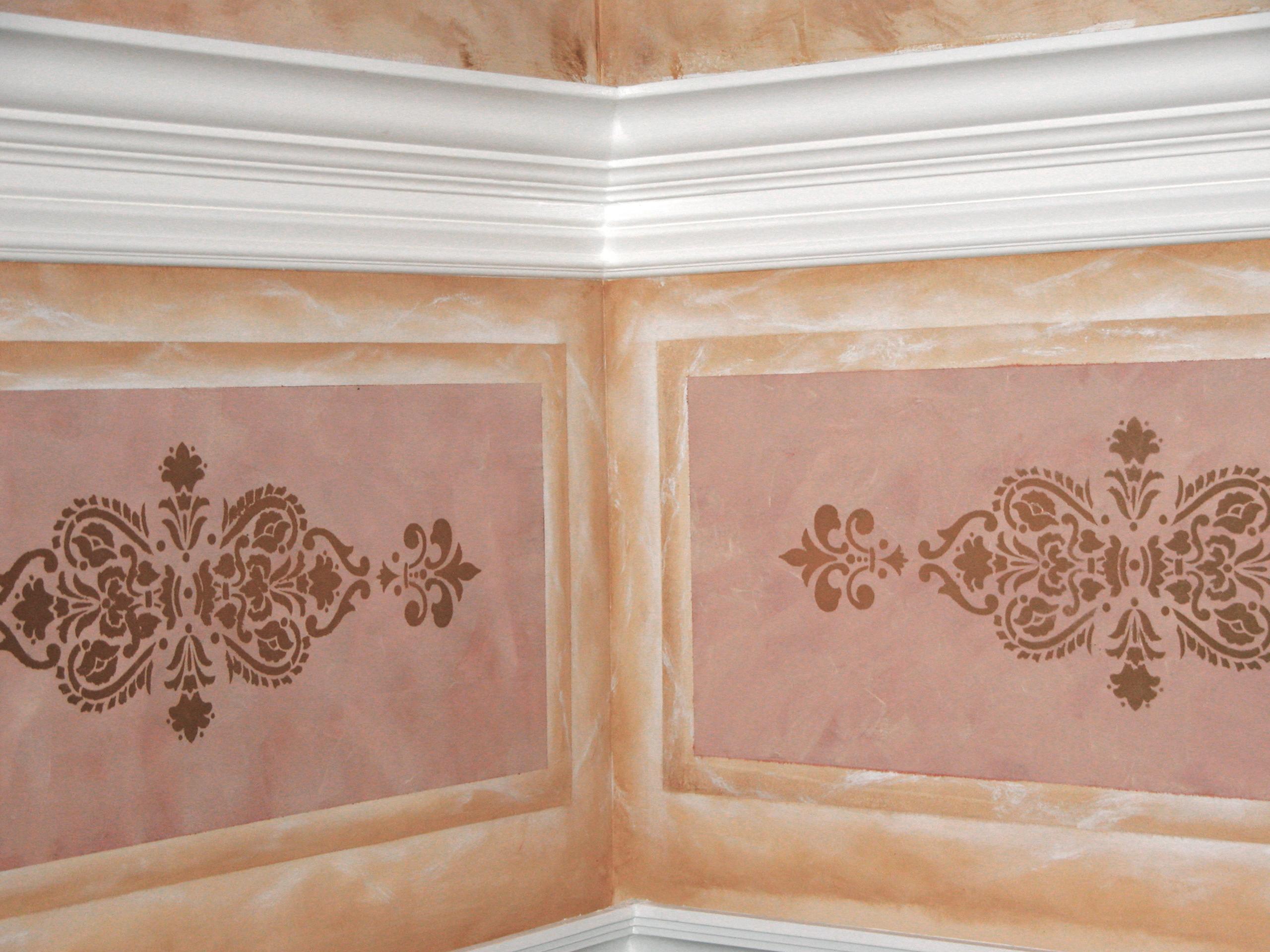 Mural Ceiling Design Essex Fells Nj