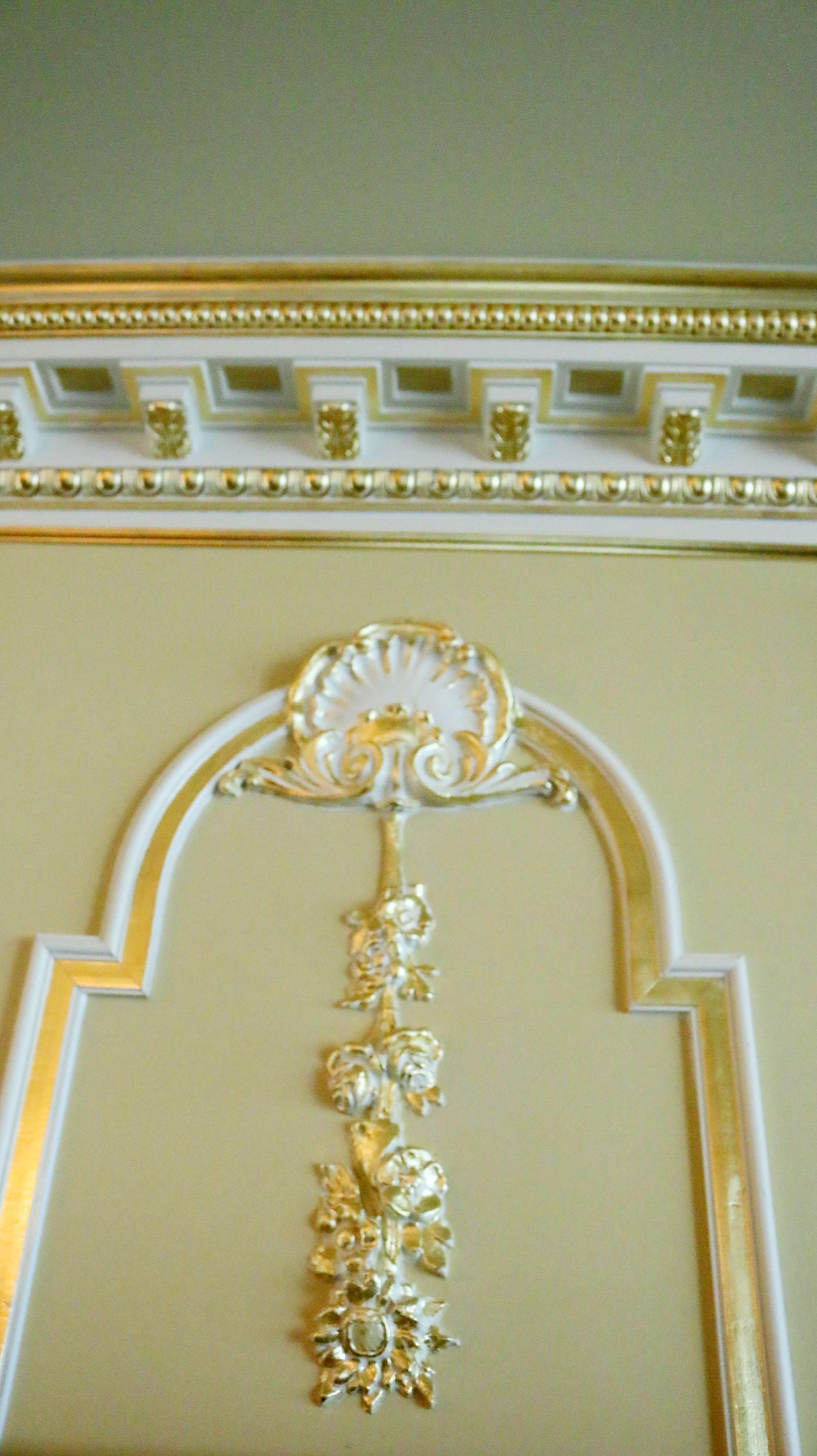 Gold Leaf Design Lawrence NY