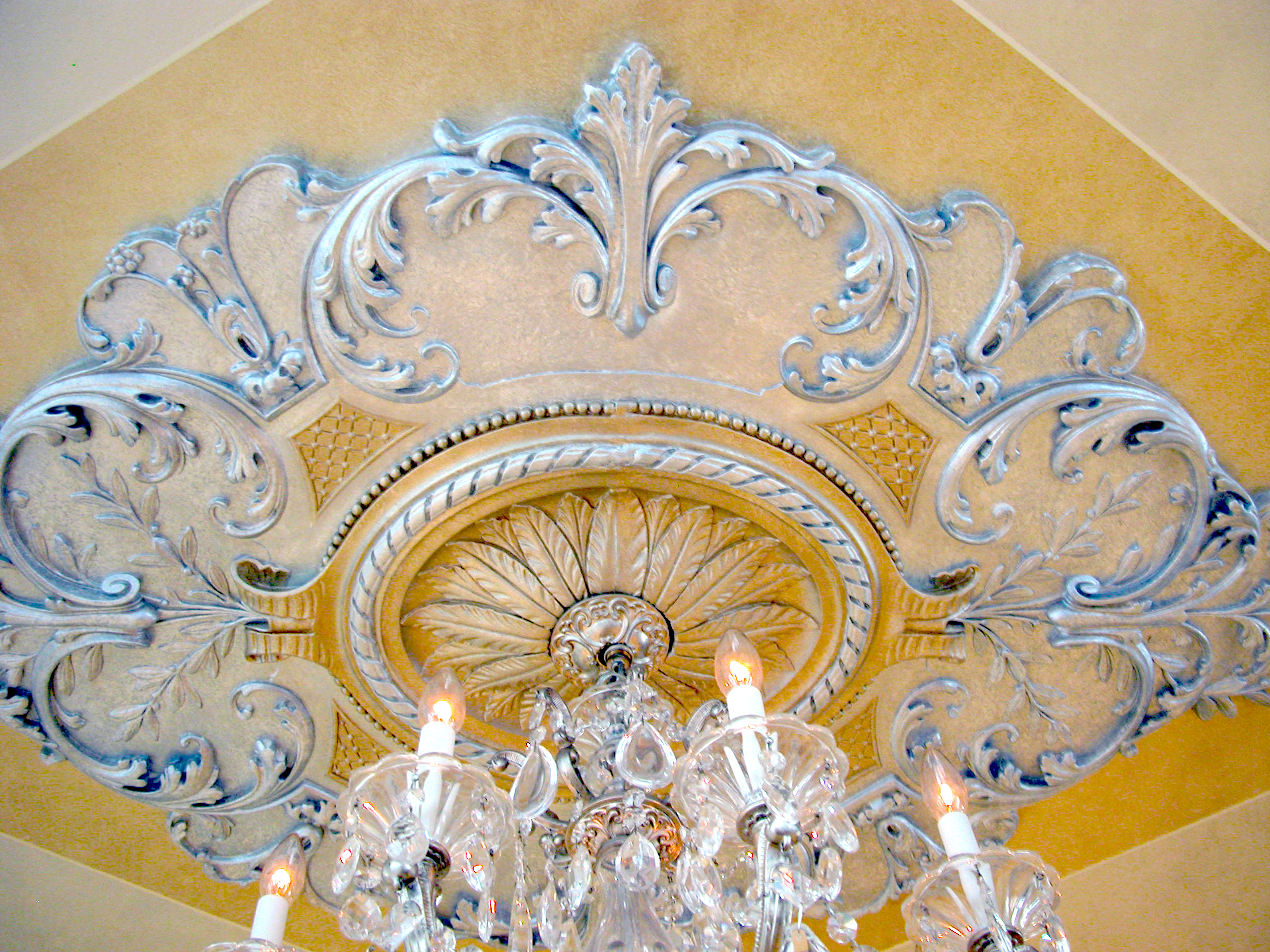 Decorative Medallion Essex Fells NJ