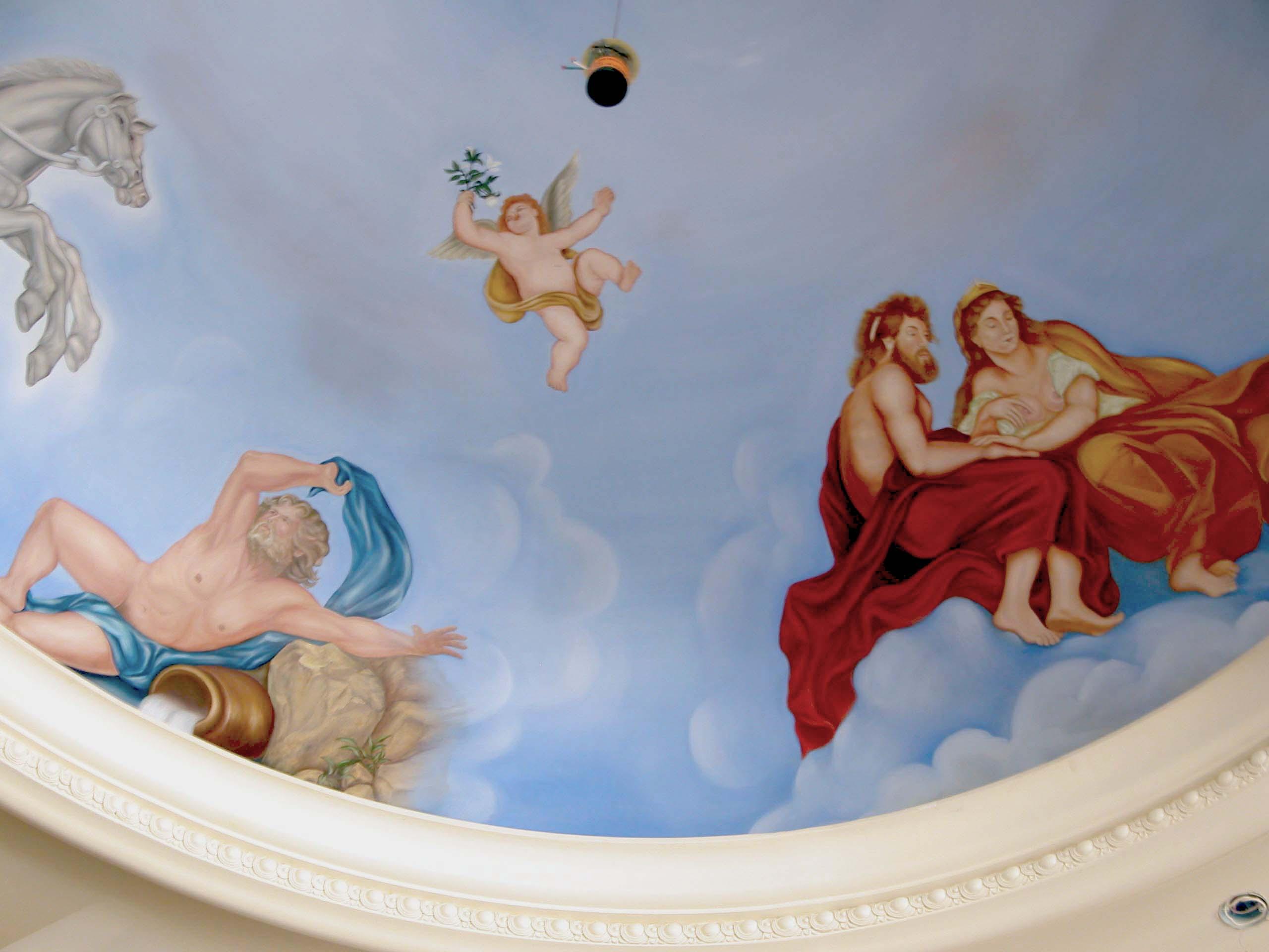 Mural Dome Paramus NJ