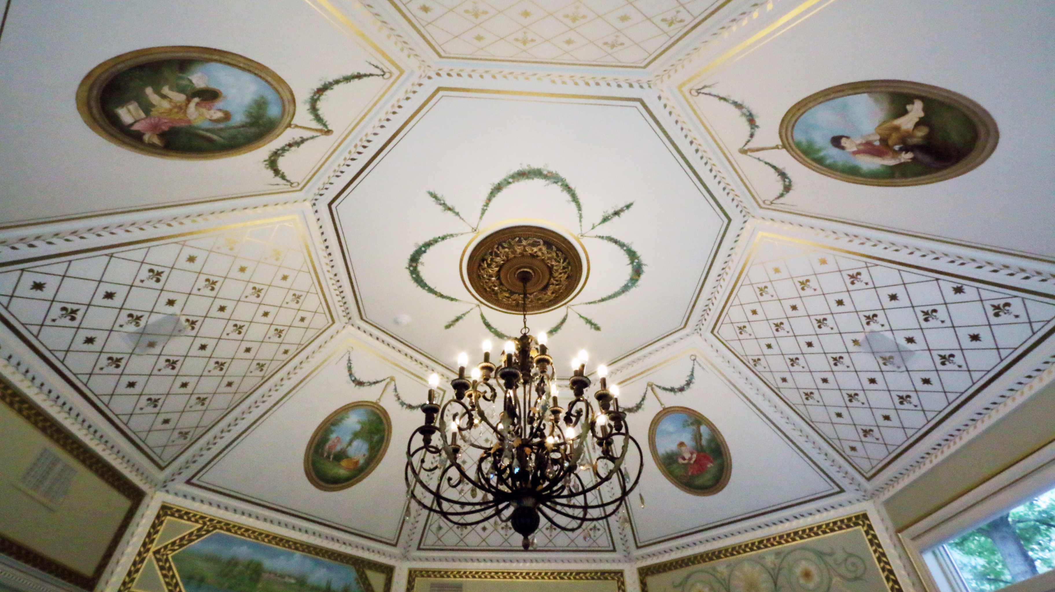 Mural and Ceiling Franklin Lakes NJ