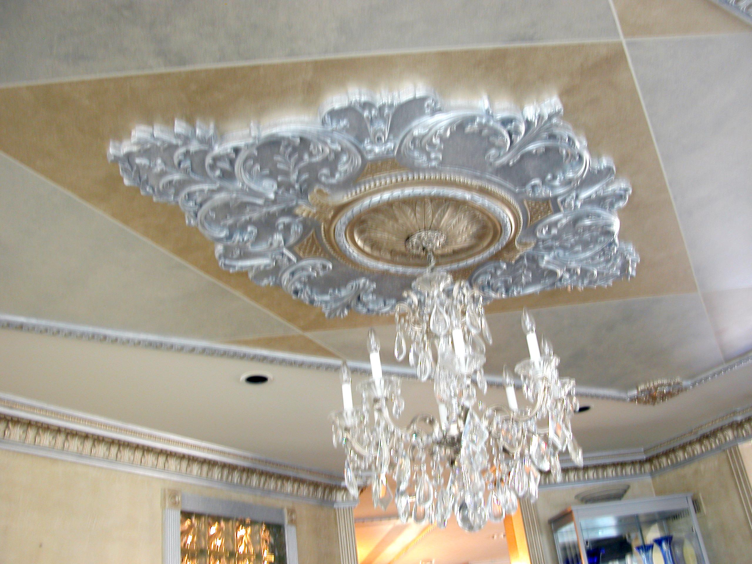 Gold Leaf Design Oradell Nj