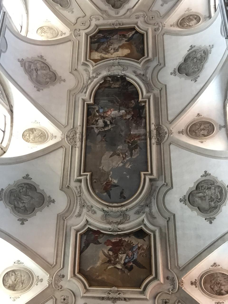 Ceiling Murals & Frisco