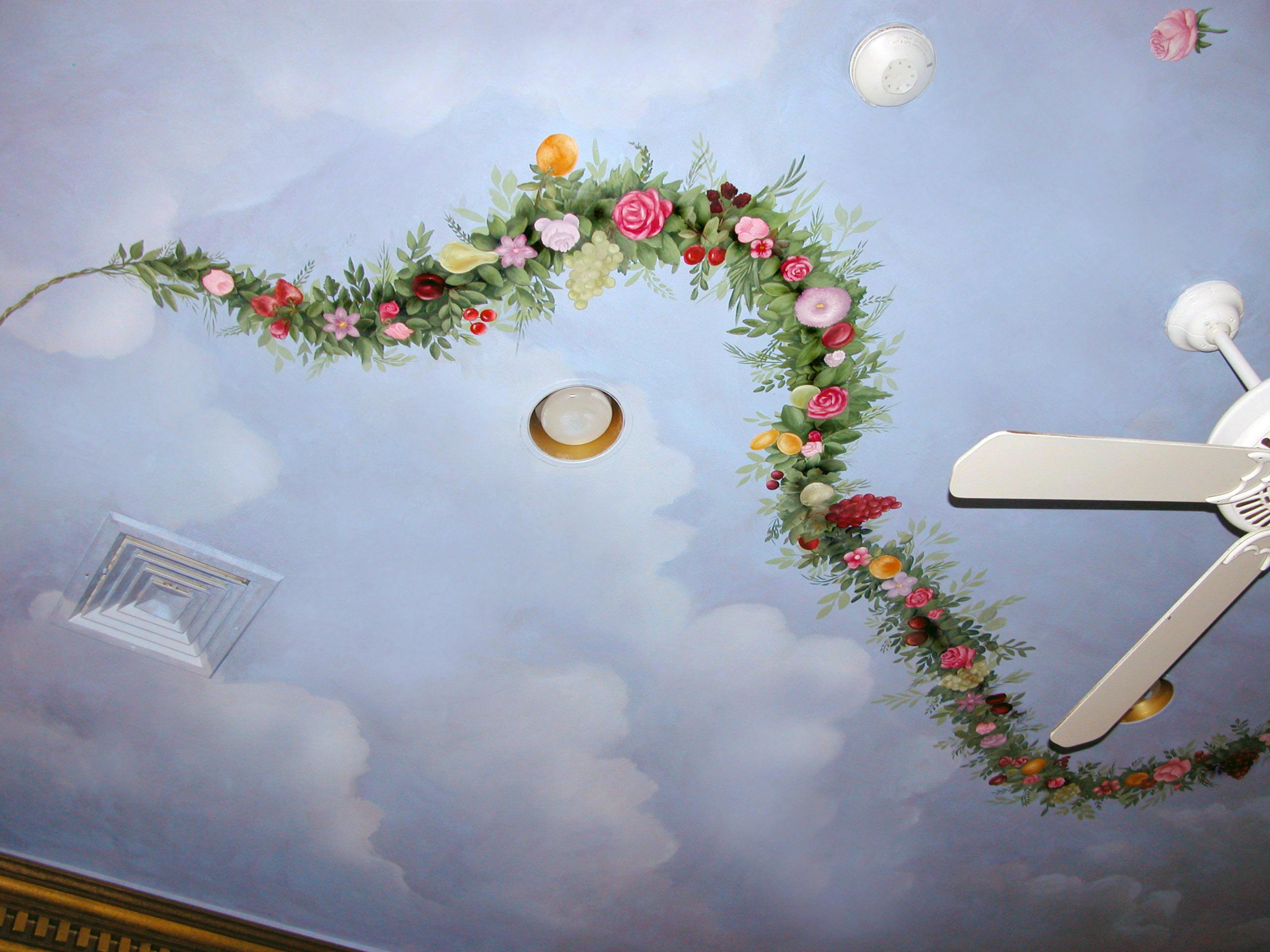Mural Ceiling Idea Mahwah NJ