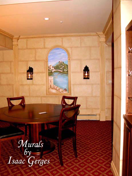 Mural & Faux Finishes Rumson NJ