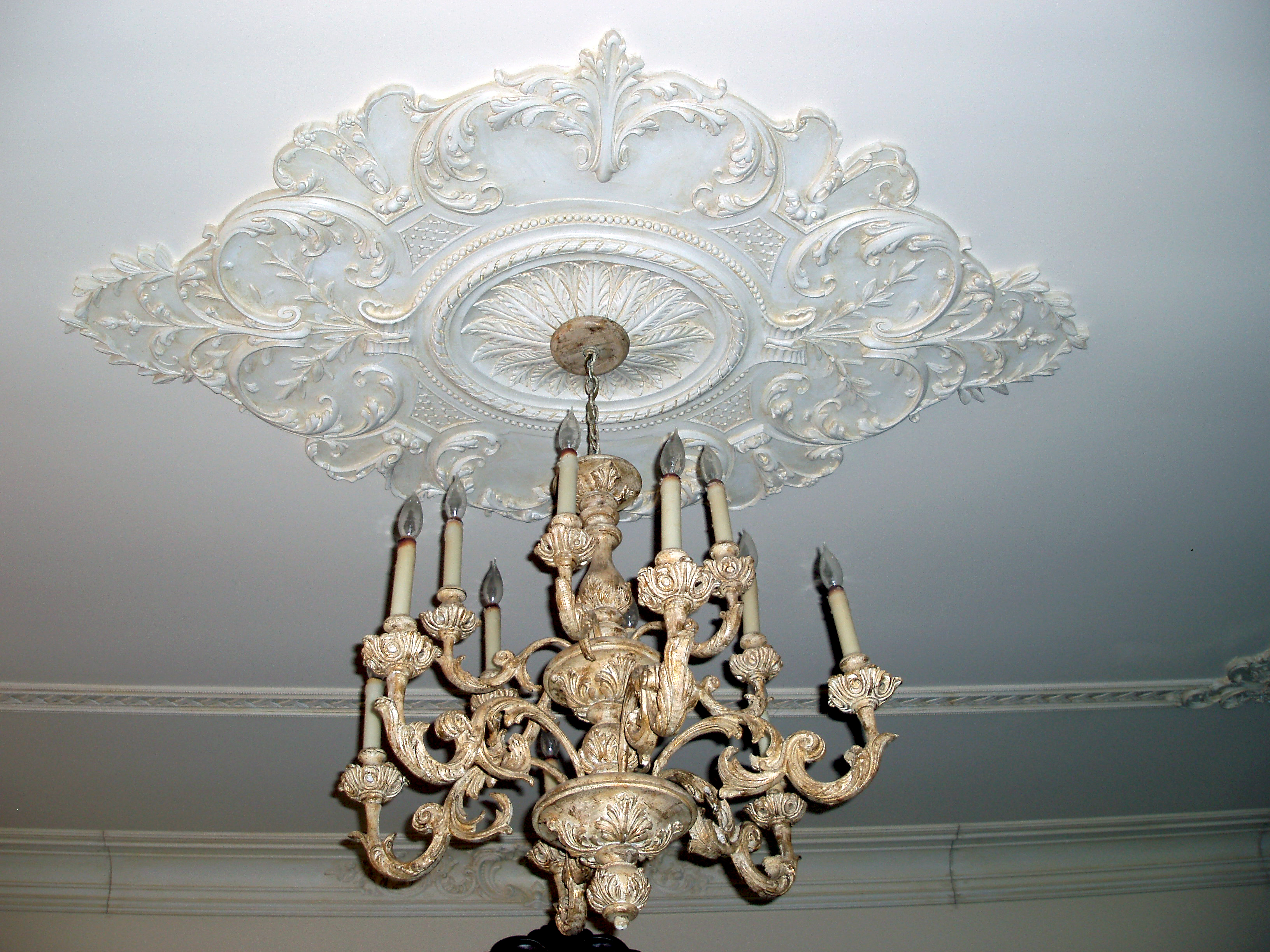 Decorative Medallion Saddle River NJ
