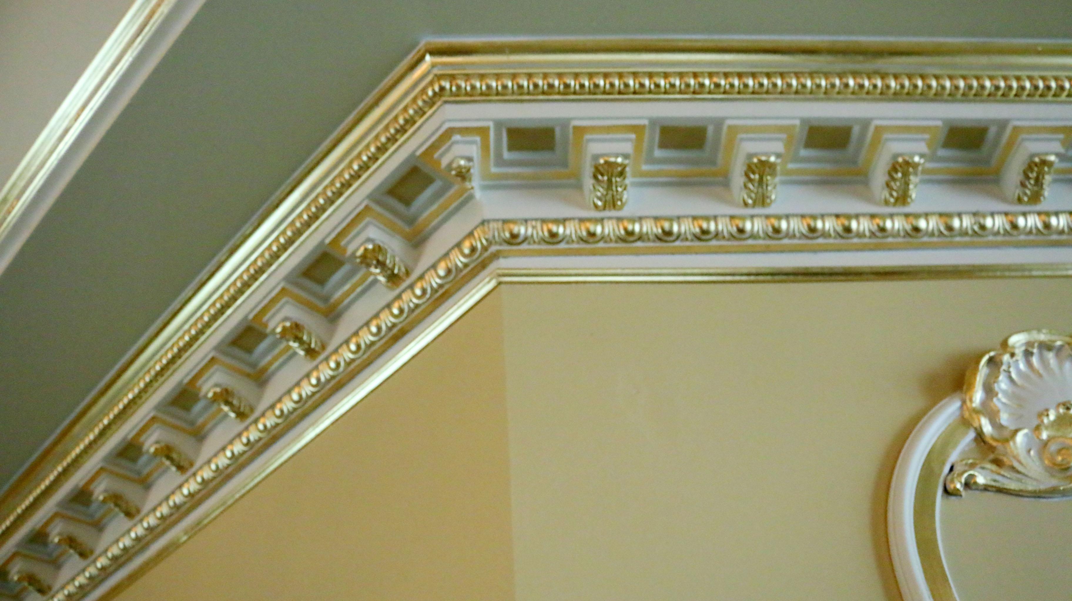 Gold Leaf Design Old Westbury NY