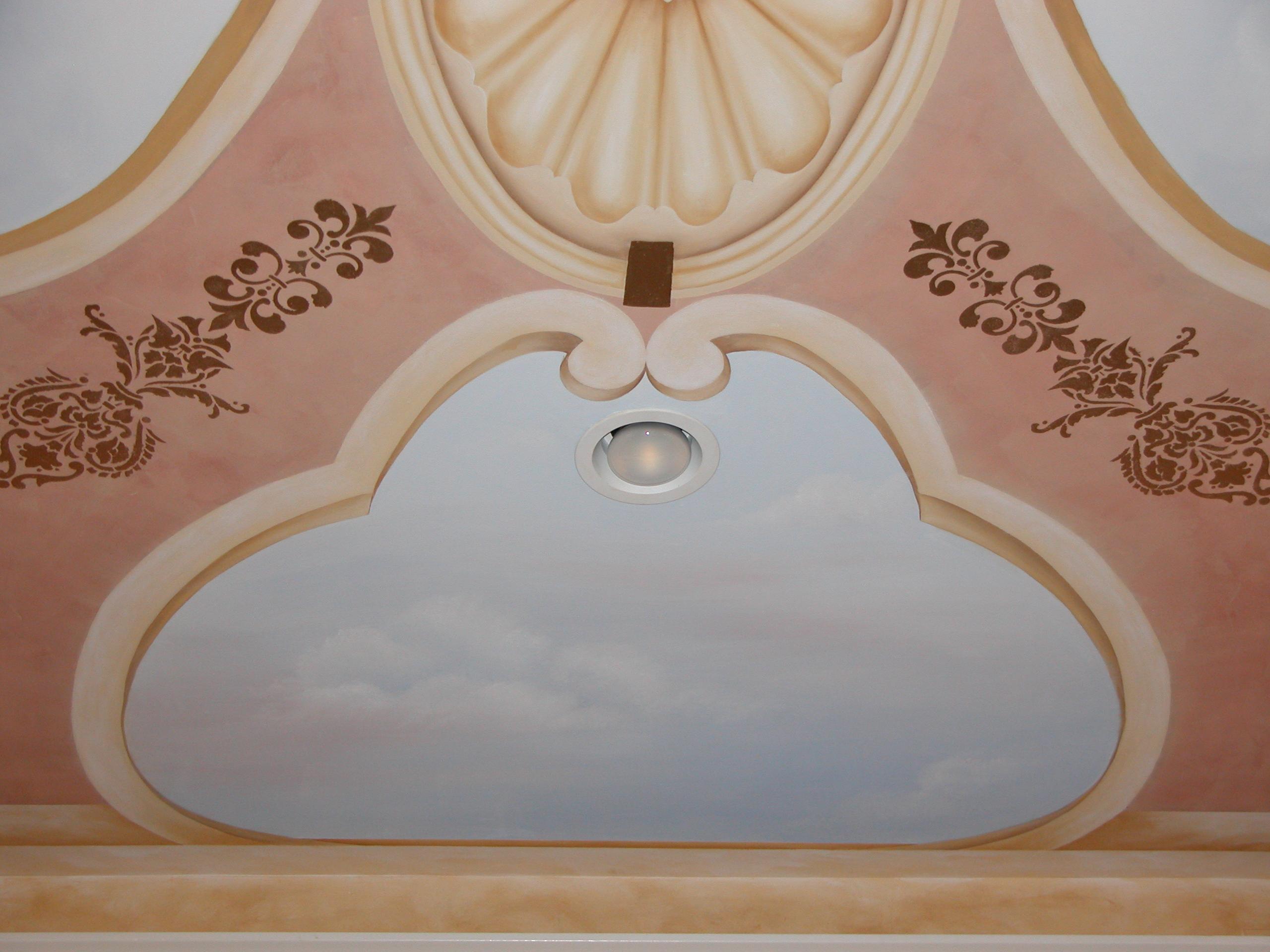 Mural Ceiling Idea Glen Rock NJ