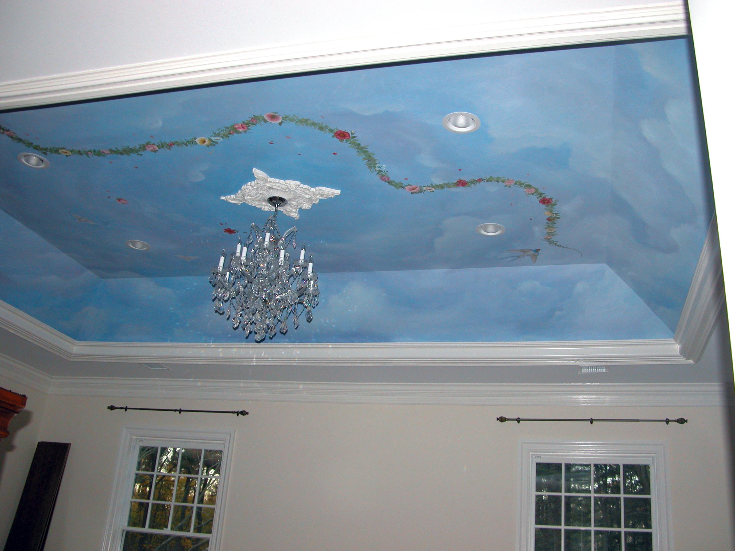 Mural Ceiling Design Paramus Nj
