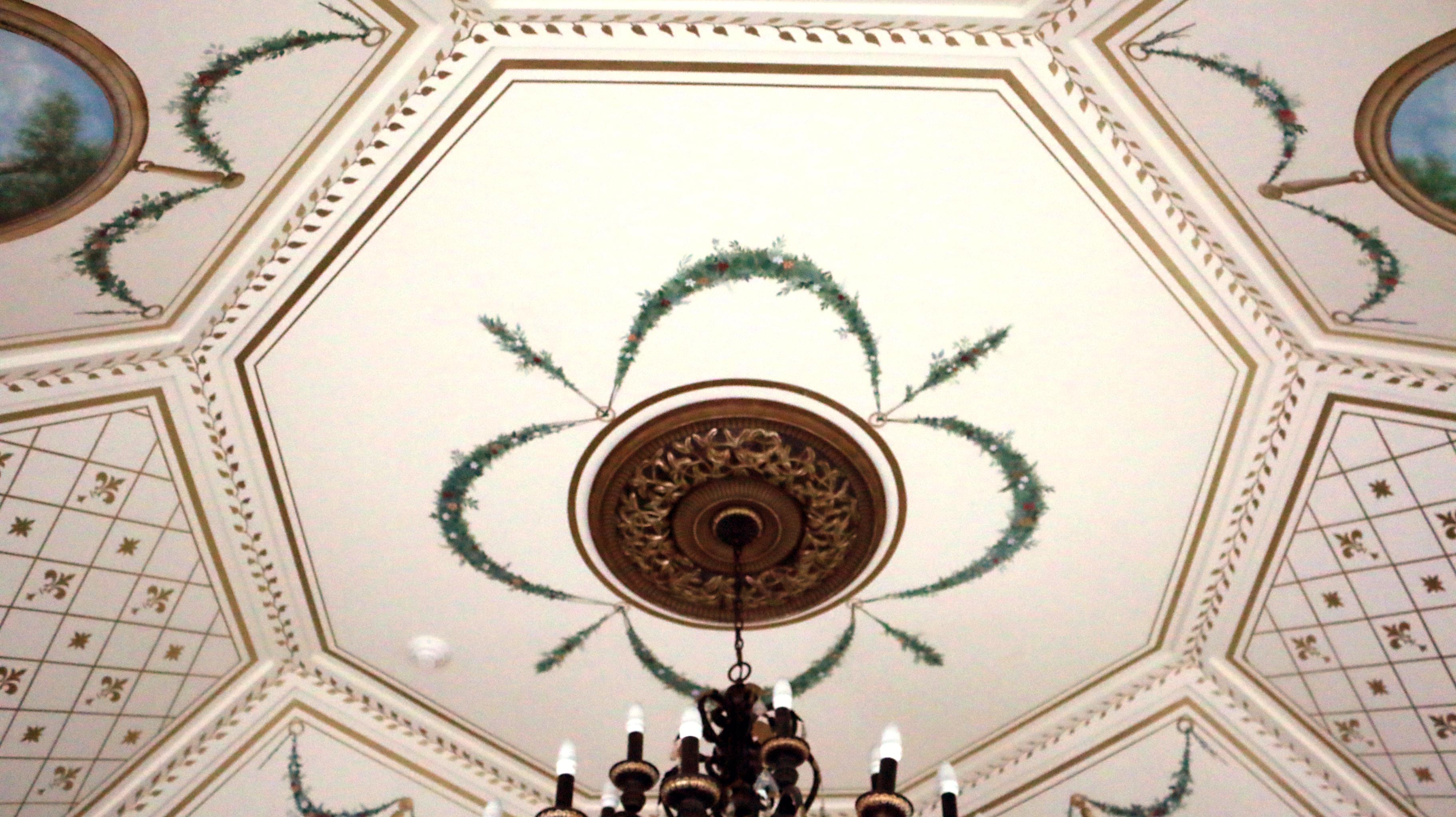 Mural & Ceiling Dome Tenafly NJ