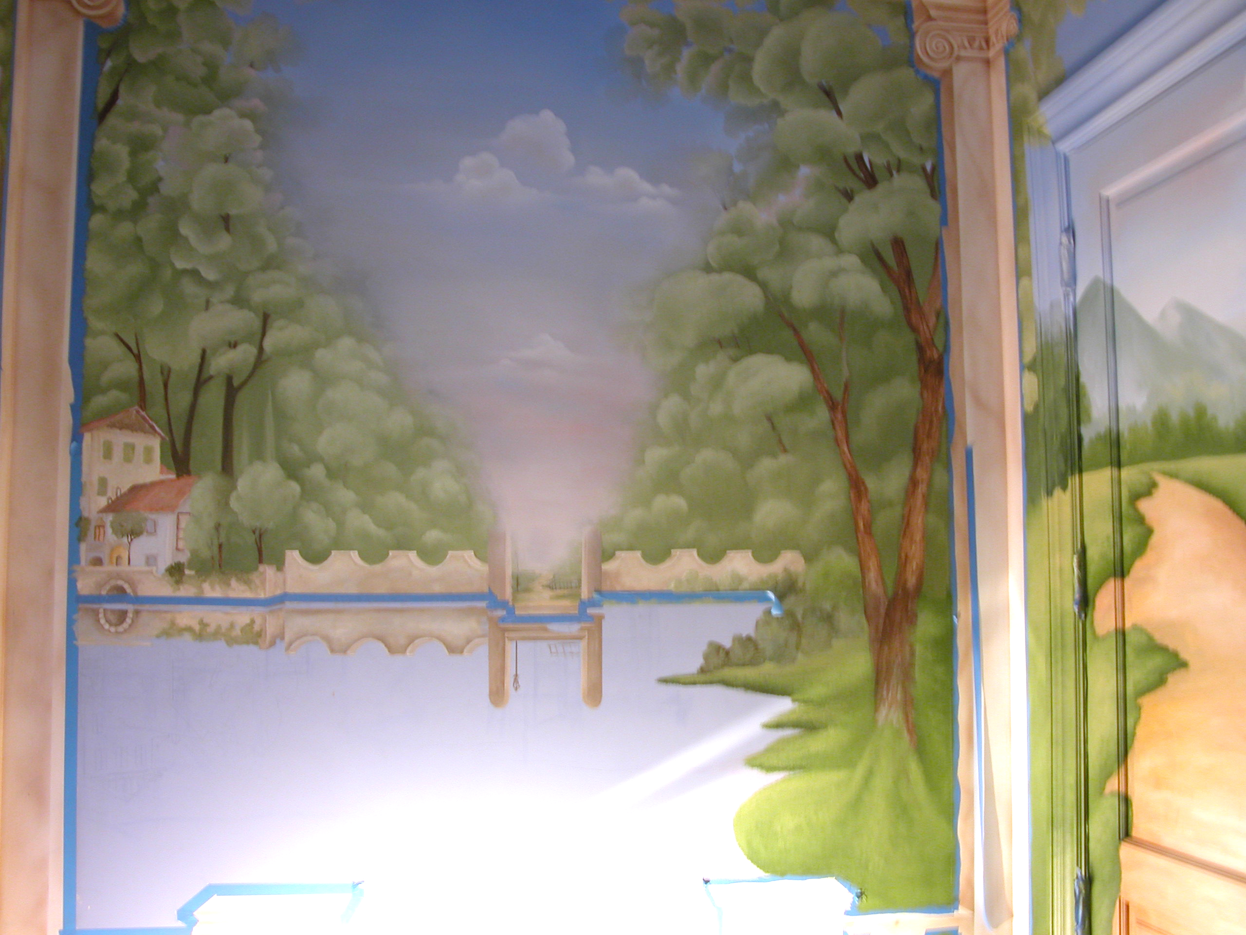 Mural Florham Park NJ