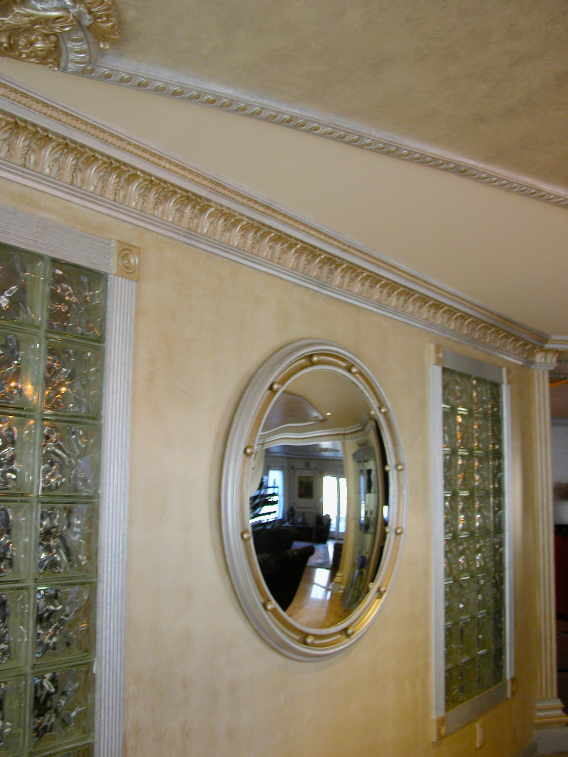 Gold Leaf Design Livingston NJ