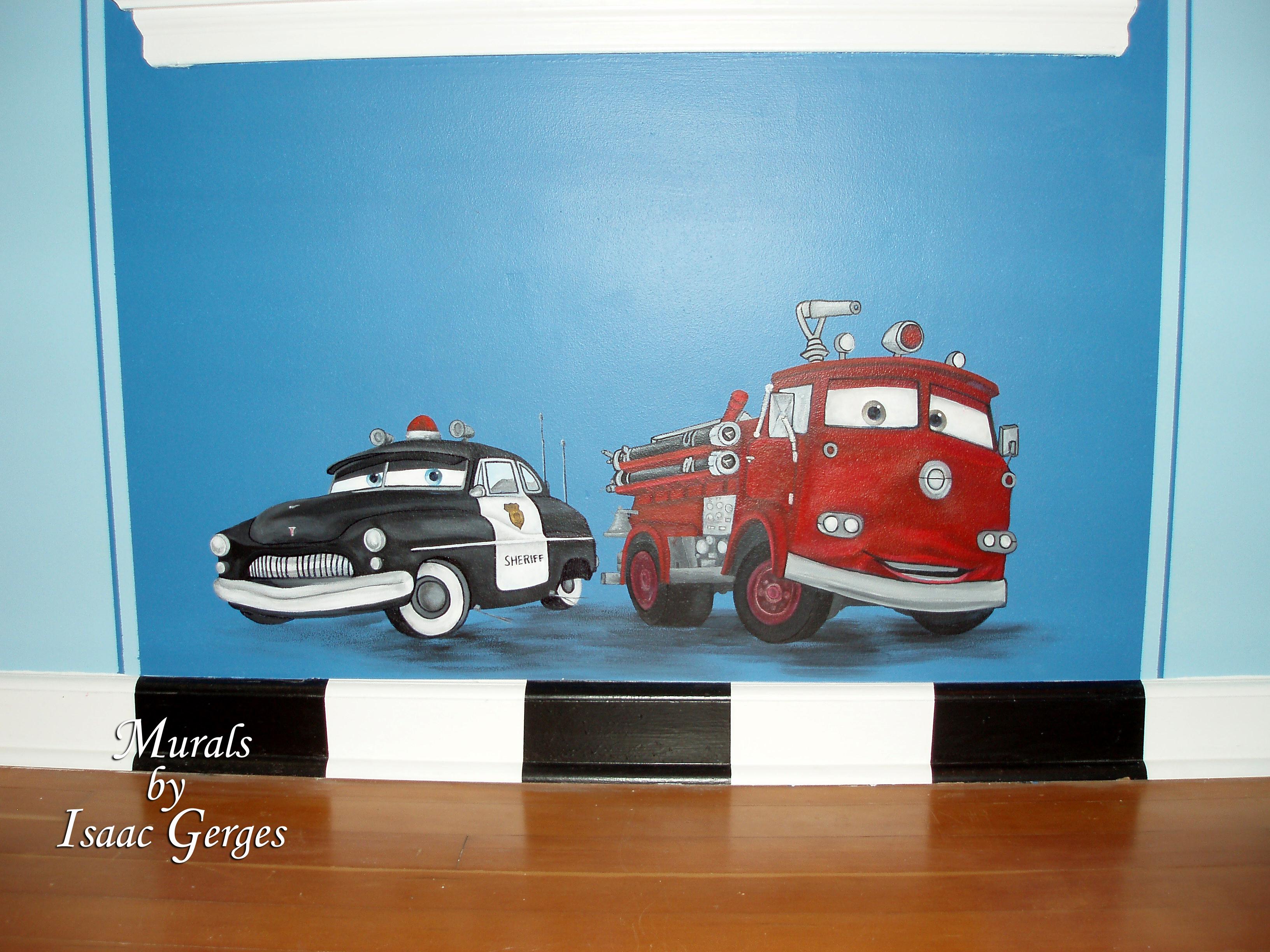 Kids Murals Cresskill NJ